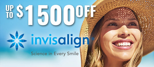 Invsialign special coupon